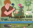 People And Jobs - Con Người Và Nghề Nghiệp (Trình Độ 1 - Tập 3) - Kèm 1 CD