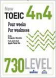 New Toeic 4n4 - 730 Level (Dùng Kèm 1 MP3)