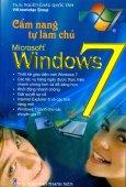 Cẩm Nang Tự Làm Chủ Microsoft Windows 7