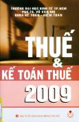 Thuế Và Kế Toán Thuế 2009