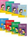 Combo Hooray! English - Tiếng Anh Vừa Học Vừa Chơi Dành Cho Bé Từ 4-6 Tuổi (Bộ 8 Cuốn)