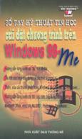 Cài đặt chương trình trên Windows 98-Me