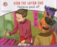 Danh Nhân Việt Nam Song Ngữ - Kiên Trì Luyện Chữ