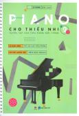Piano Cho Thiếu Nhi - Tập 2 (Tái Bản 2017) - Tặng Kèm CD