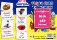 Flash Card Thông Minh - Thẻ Học Từ Vựng Tiếng Anh Cho Bé: Nhà Bếp
