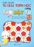 Phát Triển Tư Duy Toán Học Cùng Thỏ Mặt To (4 - 5 Tuổi) - Tập 3