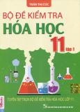 Bộ Đề Kiểm Tra Hóa Học 11 - Tập 1