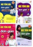 Combo Học Tiếng Hàn Thật Là Đơn Giản (Bộ 4 Cuốn)