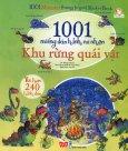 1001 Miếng Dán Hình Vui Nhộn - Khu Rừng Quái Vật