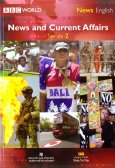News English-News And Current Affairs - Series 2 (Dùng Kèm 1 Đĩa CD + 1 Đĩa DVD)