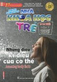 Nhà Khoa Học Trẻ 9-10 Tuổi - Tập 3 (Song Ngữ)