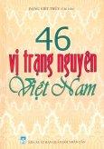 46 Vị Trạng Nguyên Việt Nam
