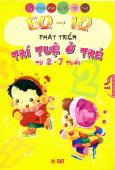 Tủ Sách Khơi Nguồn Trí Tuệ - EQ, IQ Phát Triển Trí Tuệ Ở Trẻ Từ 2 - 7 Tuổi (Trọn Bộ 5 Cuốn)