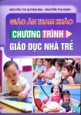 Giáo Án Tham Khảo - Chương Trình Giáo Dục Nhà Trẻ