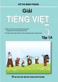 Giải Tiếng Việt 5 - Tập 1A