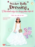 Dán Hình Sáng Tạo Trang Phục Búp Bê - Chiếc Váy Cưới Mơ Ước