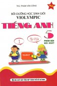 Bồi Dưỡng Học Sinh Giỏi Violympic Tiếng Anh 5