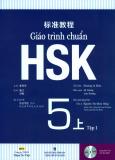 Giáo Trình Chuẩn HSK 5 - Tập 1 (Kèm 1 CD)