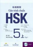 Giáo Trình Chuẩn HSK 5 - Tập 1 (Sách Bài Tập) - Kèm 1 CD