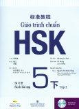 Giáo Trình Chuẩn HSK 5 - Tập 2 (Sách Bài Tập) - Kèm 1 CD