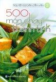 500 Món Chay Thanh Tịnh - Tập 2
