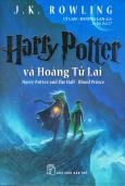 Harry Potter và Hoàng Tử Lai - Tập 6 (Tái Bản 2017)