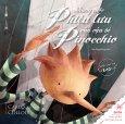 Ehon - Thực Phẩm Tâm Hồn Cho Bé: Những Cuộc Phiêu Lưu Của Cậu Bé Pinocchio (Song Ngữ)