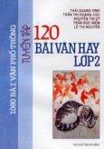 Tuyển tập 120 bài văn hay lớp 2