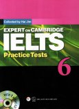 Expert On Cambridge IELTS Practice Tests 6 (Kèm 1 CD)