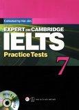 Expert On Cambridge IELTS Practice Tests 7 (Kèm 1 CD)