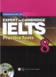 Expert On Cambridge IELTS Practice Tests 8 (Kèm 1 CD)