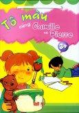 Tô Màu Cùng Camille Và Pierre 3+ (Trọn Bộ 3 Cuốn)