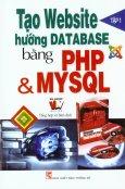 Tạo Website Hướng Database Bằng PHP Và MYSQL - Tập 1