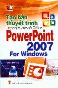 Tạo Bản Thuyết Trình Trong Microsoft Office PowerPoint 2007 For Windows