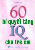 60 Bí Quyết Tăng IQ Cho Trẻ Em