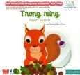 Sách Chuyển Động Thông Minh Đa Ngữ Việt - Anh - Pháp: Trong Rừng