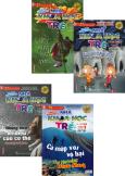 Combo Nhà Khoa Học Trẻ 9-10 Tuổi (Bộ 4 Tập)