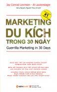Marketing Du Kích Trong 30 Ngày (Tái Bản 2018)