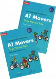 Cambridge English Qualifications: A1 Movers - Three Practice Tests (Bộ 2 Cuốn - Kèm 1 CD)