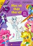 My Little Pony Equestria Girls - Học Vẽ Thật Thú Vị!
