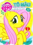 My Little Pony - Tô Màu Và Các Trò Chơi (Tập 2)