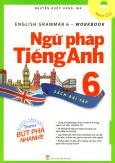Ngữ Pháp Tiếng Anh 6 - Sách Bài Tập (Kèm 1 CD)