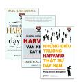 Bộ Sách Dạy Kinh Doanh Của Trường Harvard - Trọn Bộ 3 Cuốn
