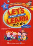 Bút Thông Minh - Let's Learn  English - Student's Book (Quyển 1)