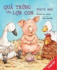 Picture Book Song Ngữ - Quả Trứng Của Lợn Con