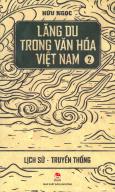 Lãng Du Trong Văn Hóa Việt Nam - Tập 2