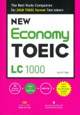 New Economy Toeic LC 1000 (Kèm 1 CD)