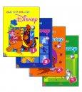 Bé Tô Màu Disney 4 + (Trọn Bộ 4 Cuốn)