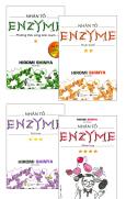 Combo Nhân Tố Enzyme - Bộ 4 Tập (Tặng Kèm Sổ Tay - Số Lượng Có Hạn)