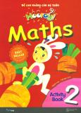 Hooray Maths - Để Con Không Còn Sợ Toán (Activity Book 2)